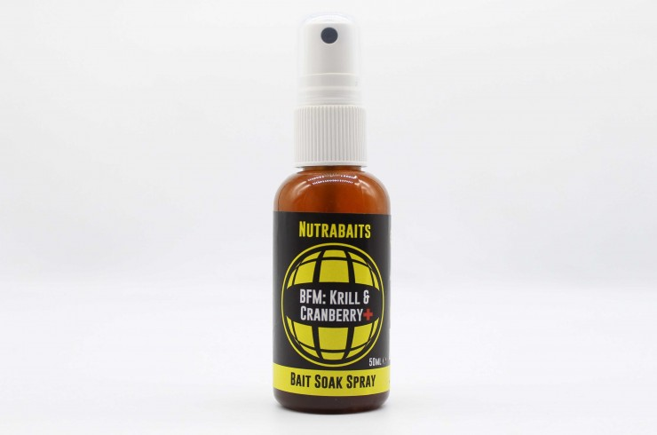 BFM Krill & Cranberry+ Bait Spray