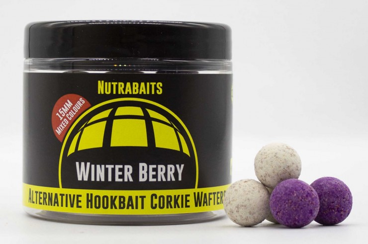 Winter Berry Corkie Wafters