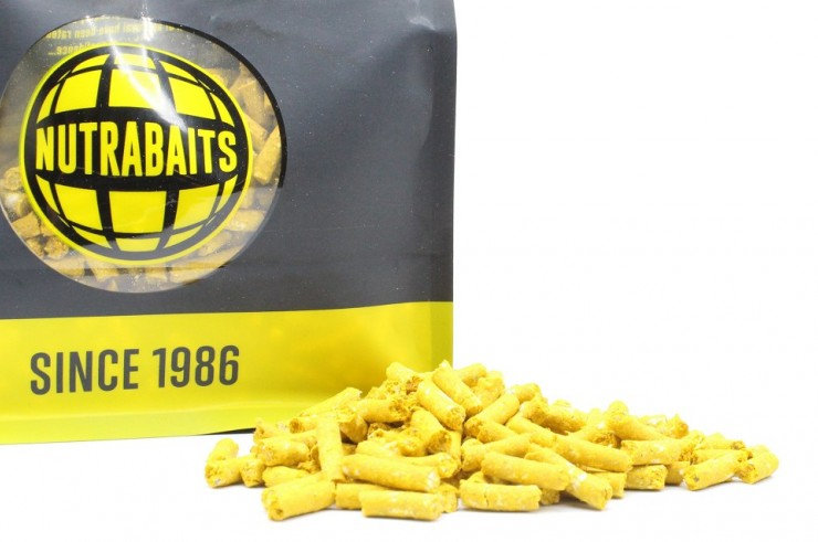 Pineapple Banana Rapid Breakdown Pellets